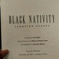 12/27/2015 tarihinde Stephanie P.ziyaretçi tarafından Anacostia Playhouse'de çekilen fotoğraf