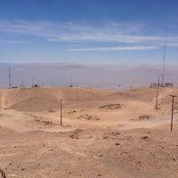 Photo taken at Cerro Tarapaca by Pablo N. on 11/26/2012