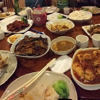 Photo taken at Great Wall Szechuan by Sree Anirudh B. on 12/25/2014