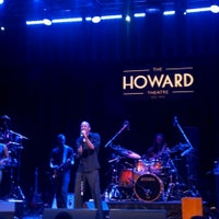 Foto tirada no(a) The Howard Theatre por Darroll S. em 3/31/2013