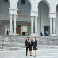 Photo taken at Court Of Appeal,Putrajaya by liyee g. on 11/4/2014