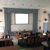 Photo taken at Aix-Marseille Université – Campus de Saint-Charles by So-fija on 12/12/2013