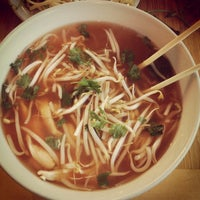 Photo taken at Pho Fusion by Silke R. on 7/3/2014