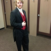 Photo taken at Men's Wearhouse by Lisa M. on 3/2/2013