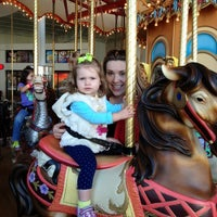 Photo taken at Carousel by Kitty P. on 3/24/2013