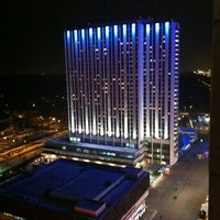 Снимок сделан в Измайлово «Гамма-Дельта» / Izmailovo Gamma Delta Hotel пользователем Rustem S. 12/20/2012