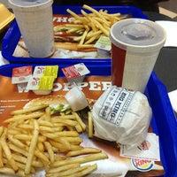 Photo taken at Burger King by SiNeM on 1/27/2013