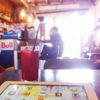 Photo taken at cafe croix by Ryohei A. on 5/7/2013