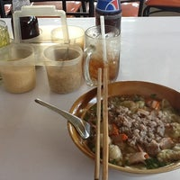 Photo taken at ตลาดหลักเมือง by Amata M. on 10/26/2012