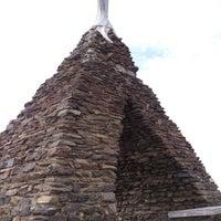 Photo taken at Monumento a la Virgen de las Nieves by Miguel Angel C. on 8/3/2013