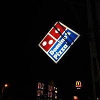 Photo taken at Domino's Pizza by Shaa_Shaa on 12/8/2012