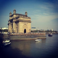 Photo taken at Gateway of India by Inna F. on 3/10/2013