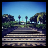 Photo taken at Villa Bellini by Mallena on 6/15/2013