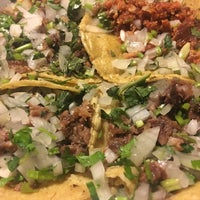 """Photo taken at Tacos """"Arandas"""" by Miguel G. on 10/14/2016"""