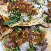 """Photo taken at Tacos """"Arandas"""" by Miguel G. on 10/27/2017"""
