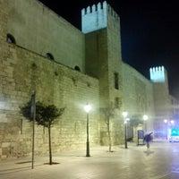 Photo taken at Palacio Real de La Almudaina by Miguel Angel A. on 12/23/2012