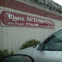 Photo taken at Myers Auto by Ashley B. on 4/10/2013