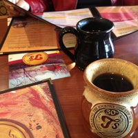 Photo taken at T's Restaurant by Marshall S. on 10/31/2012