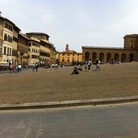 Foto scattata a Piazza dei Pitti da J il 4/29/2013