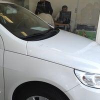 Photo taken at Renault Tlalpan by Juan on 1/14/2013