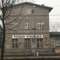 Photo taken at Poznań Starołęka by Mark N. on 3/24/2018