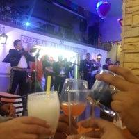 Photo taken at el lugar del mariachi aragon by Jesûs Ortega .. on 2/11/2018