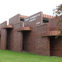 Photo taken at Kansas City, Kansas Public Library--West Wyandotte Library by Kansas City, Kansas Public Library on 5/20/2014
