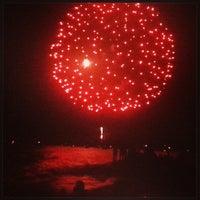 7/2/2013 tarihinde Cassie M.ziyaretçi tarafından Woodbine Beach'de çekilen fotoğraf