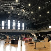 Photo taken at The Armory by Yosef Y. on 4/8/2018
