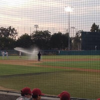Photo taken at Dedeaux Field by Lucien on 3/5/2016