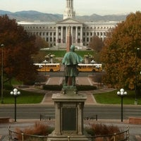 Photo taken at Colorado State Capitol by Anita on 11/1/2012