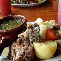 Photo taken at Restaurante El Paso by Halley R. on 2/23/2014