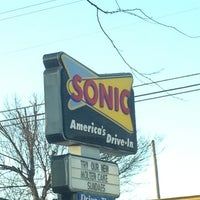 Photo taken at SONIC Drive In by Anthony on 3/8/2013