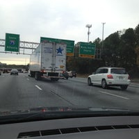 Photo taken at I 75: Exit 260 Windy Hill Rd by Anthony on 10/30/2012