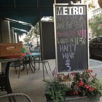 Photo taken at METRO by Casey on 8/21/2013