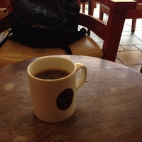 Photo taken at Tully's Coffee by kotaro on 11/28/2012