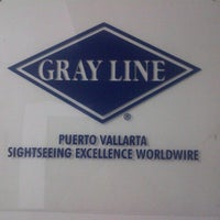 Photo taken at Grayline by Alfonso R. on 3/1/2014