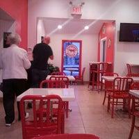 Photo taken at Standard Burger by Vincent M. on 10/26/2012