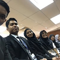 Photo taken at Moot Court by Nurul S on 2/13/2016