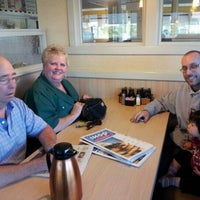 Photo taken at IHOP by Jessica H. on 9/28/2012