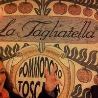Photo taken at La Tagliatella by Camila R. on 3/15/2013