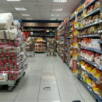 Photo taken at Carrefour Bairro by Vinícius R. on 1/30/2017