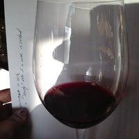 Photo taken at Vino Rosina Wine Bar by Cookdrinkfeast on 3/9/2013