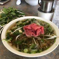 Photo taken at Pho Van Restaurant by Cookdrinkfeast on 6/3/2017