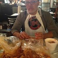 Photo taken at Hot N Juicy Crawfish by Daniela C. on 11/3/2012