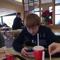 Photo taken at Wendy's by John on 1/11/2014