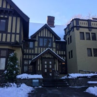 Photo taken at Hart House Restaurant by Rachel on 12/7/2016