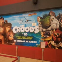 Photo taken at Golden Screen Cinemas (GSC) by Motigou L. on 5/1/2013