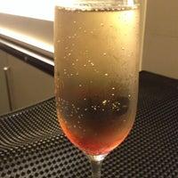 Photo taken at Fyve Restaurant & Lounge by Martellus H. on 7/4/2014