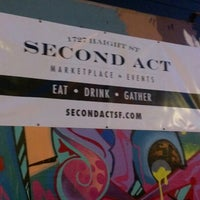 Photo taken at Second Act Marketplace + Events by David F. on 12/8/2013